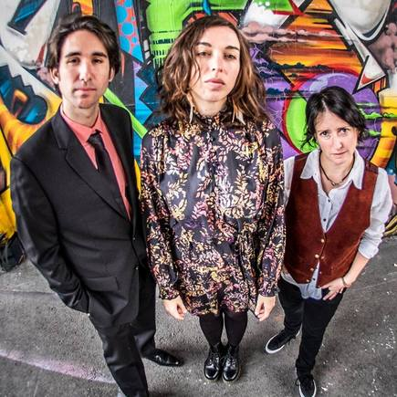 The Xandra Corpora Band release tour